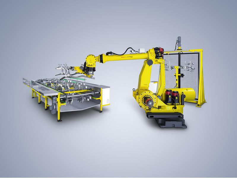 Automatisierung Automobilproduktion